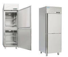 Dulap frigorific cu 3 usi