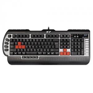 Tastatura gaming a4tech x7 g800