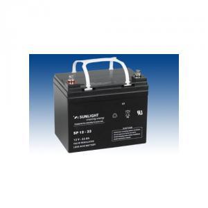 Acumulator Sunlight SPB 12V 33Ah
