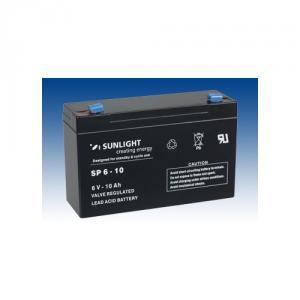 Acumulator stationar Sunlight 6V 10Ah