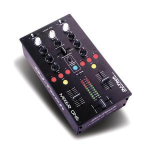 (MIXERONE) Mixer Dj Usb Midi Profesional