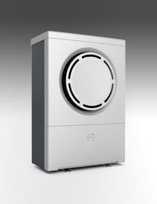 Pompa de caldura aer/apa Thermia Atec 230V 9-8,6KW