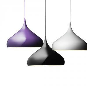 Lustra pendul Borg purple