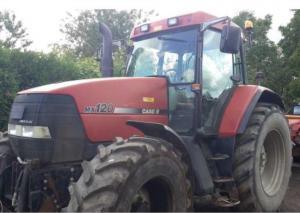 Tractor Case MX 120