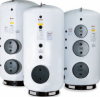 Boiler indirect cu 3 serpentine datasabile, 1500 litri, seria BF-3