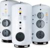 Boiler indirect cu 3 serpentine datasabile, 2000 litri, seria BF-3