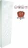 Calorifer din otel vertical copa konveks 20x600x1800