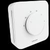 Termostat ambiental pentru incalzirea in pardoseala, cu buton rotativ,