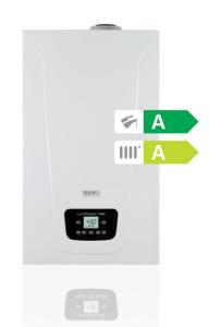 Centrala termica in condensatie, 24 kW, incalzire + A.C.M, Baxi LUNA DUO-TEC COMPACT E 24