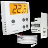 Termostat ambiental programabil 230V, incastrabil Salus ERT50UP