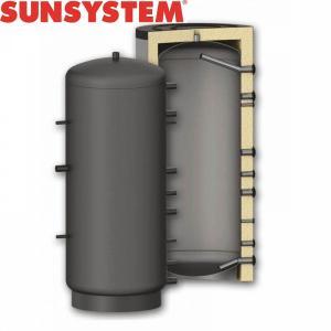 Puffer-Acumulator apa calda izolat, 3000 litri, Sunsystem P 3000