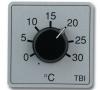 Potentiometru Pt1000 pentru montare in panou, 0...30grdC, Regin