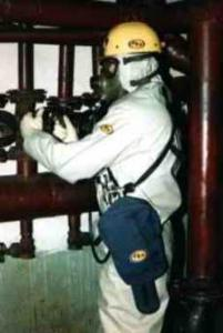Aparat de protectie respiratorie - pentru evacuare tip EVAK