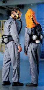 Aparat protectia respiratiei filtrant cu ventilatie asistata tip ZEPHIR