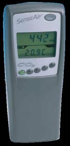 Detector portabil de CO2 - SenseAir