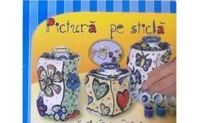 Pictura pe sticla