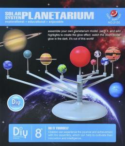 Sistemul solar - Planetariu
