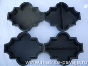 Forma matrita pavaj