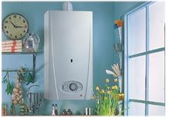 Instalare centrale termice iscir