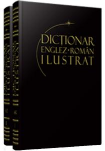 Dictionar englez roman ilustrat