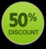 Promotie: 50% reducere pentru societati, PFA, II proaspat infiintate