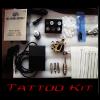 Promotie: Kit tattoo profesional complet, pentru tatuaje profesionale